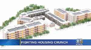 East Palo Alto Putting $20 Million Grant Towards Affordable Housing [Video]