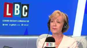 Andrea Leadsom Is 'Very Interested' In Being Chancellor [Video]