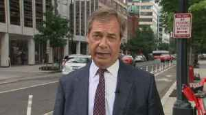 'I wish Boris Johnson well' - Farage [Video]