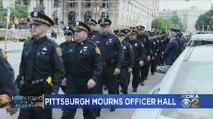 Pittsburgh Mourns Officer Calvin Hall [Video]