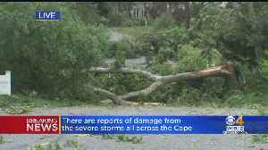 Harwich Declares State Of Emergency After Severe Storms [Video]