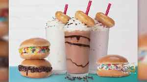 Krispy Kreme Unveils New Products Packed With Sugar [Video]