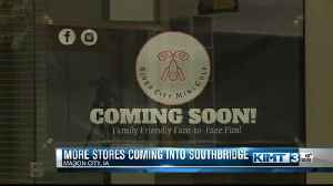 More businesses coming to Southbridge [Video]