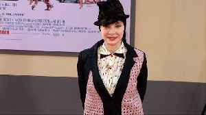 Toni Basil 'Once Upon a Time in Hollywood' World Premiere Red Carpet [Video]