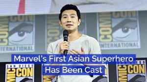 Marvel Introduces Its First Asian Hero Focused Movie [Video]