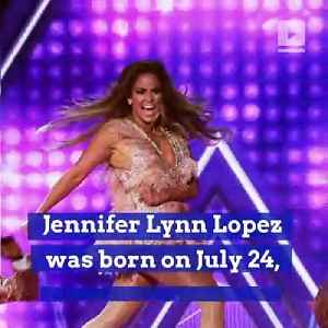 Happy Birthday, Jennifer Lopez! [Video]