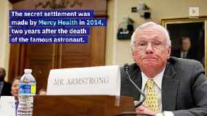 Neil Armstrong's Family Paid $6 Million in Wrongful Death Suit [Video]
