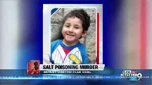 Woman who poisoned child with table salt reaches plea deal [Video]
