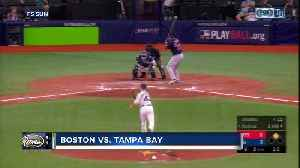 J.D. Martinez's 4 RBI lifts the Boston Red Sox to a 9-4 win over the Tampa Bay Rays [Video]
