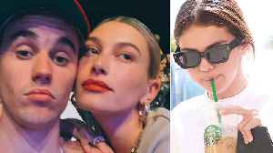 Hailey Bieber Shares A Special Post To Justin Bieber On Selena Gomez's Birthday! [Video]
