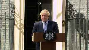New British prime minister Johnson promises Brexit with 'no ifs or buts' [Video]