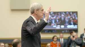 News video: Mueller Responds To Questions Lawmakers' Questions — Sort Of