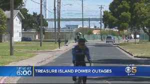 Power Outages Plague Treasure Island Residents [Video]