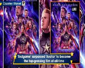 James Cameron congratulates Avengers Endgame for beating Avataar at box office [Video]