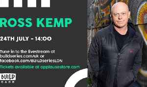 Live From London - Ross Kemp [Video]