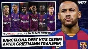 WHY NEYMAR'S TRANSFER TO BARCELONA WILL NOT HAPPEN! | #WNTT [Video]