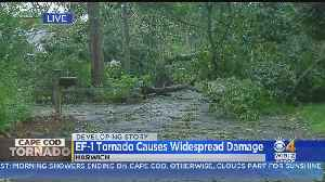 Cape Cod Tornado Leaves Trail Of Damage In Harwich, Yarmouth [Video]