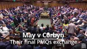 Theresa May tells Jeremy Corbyn: You should quit too [Video]