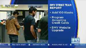 California DMV Field Offices Opening At 1 p.m. On Wednesday [Video]
