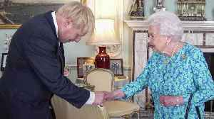 In pictures: Boris Johnson confirmed as Prime Minister by the Queen [Video]