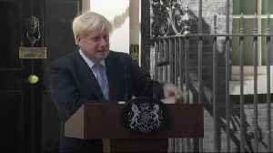 Highlights as Boris Johnson makes first speech as Prime Minister [Video]