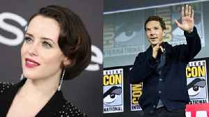 Benedict Cumberbatch and Claire Foy to star in Louis Wain [Video]