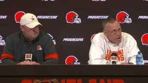 Cleveland Browns head coach Freddie Kitchens: Running back Duke Johnson will have 'significant role' in our offense [Video]