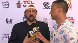 Kevin Smith Talks 'Jay And Silent Bob' Reboot [Video]