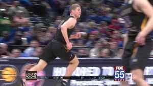 Caleb Furst Talks About Team USA Opportunity [Video]