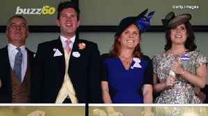 Princess Eugenie Shares a Sweet Wedding Anniversary Post About Her Divorced Parents and Royal Fans Go Crazy! [Video]