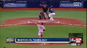 Tampa Bay Rays beat Red Sox 3-2 as Boston files protest over lineup [Video]