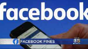 Facebook Fined $5 Billion For Privacy Violations [Video]