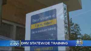 All California DMV Offices Close For Half-Day Employee Training [Video]