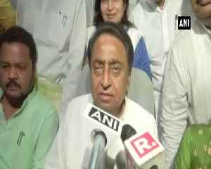 CM Kamal Nath challenges BJP for floor test in MP Assembly [Video]