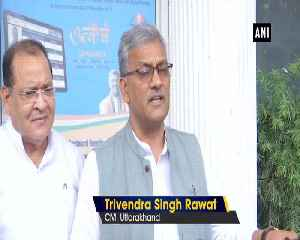 CM Rawat announces construction of new bridge in place of Laxman Jhula in Rishikesh [Video]