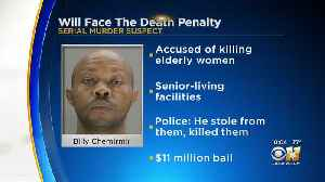 Death Penalty Sought For Accused Serial Killer Billy Chemirmir [Video]