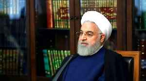 Iran's Rouhani hints at possible swap for seized tankers [Video]