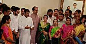 NCP's Mumbai chief Sachin Ahir joins Shiv Sena [Video]
