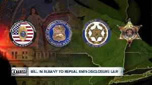 I-TEAM: Bill in Albany is stalled that would repeal anti-disclosure law [Video]