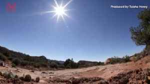News video: July is Set to Become Hottest Month on Record