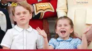 When the Royal Kids Have to Begin Bowing or Curtsying to the Queen [Video]