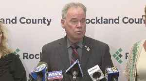 Web Extra: Rockland County Measles Update [Video]