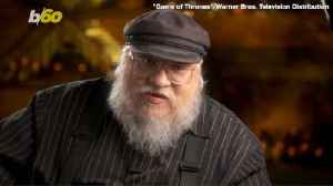 "George R.R. Martin Says Negative Reactions to ""Game of Thrones"" Won't Change Books [Video]"