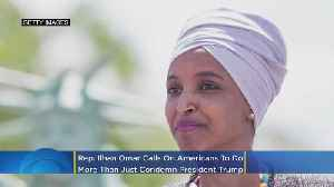 Ilhan Omar, In NYT Editorial, Calls On Americans To Do More Than Just Condemn Trump [Video]