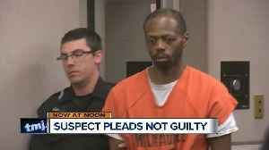 Suspect pleads not guilty in 3-year-old's shooting death [Video]