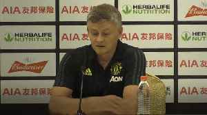 Ole Gunnar Solskjaer: We can't know the seriousness of Eric Bailly's injury [Video]