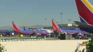 Southwest Airlines Leaving Newark Airport [Video]
