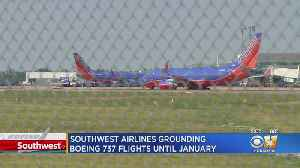 Southwest Extends Boeing Cancellations, Discontinues Operations At Newark Airport [Video]