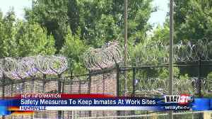Security measures in place for new inmate work release program in Madison [Video]