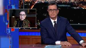 Meanwhile... Ruth-less Bader Ginsburg [Video]